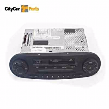 VW BEETLE 1998 TO 2005 RADIO STEREO TAPE PLAYER WITH SECURITY CODE 1C0035186